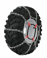 Grizzlar GTU-419 Tire Chains 20x10.50-12 8x12 22x7.50-12 22x10.00-12 23x8.50-12