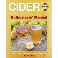 Haynes H5283 Cider Manual:  Guide to Growing Apples & Making Cider