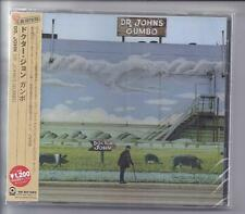 Il dottor John dottor John's Gumbo Giappone CD Jewelcase with OBI WPCR - 14834 SEALED NEW