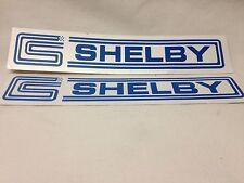 Ford Shelby Cobra Jet Vintage Style Sticker Decal Rat Hot Rod Race Gasser Dragon