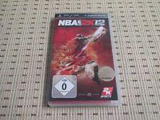 NBA 2K12 für Sony PSP *OVP*