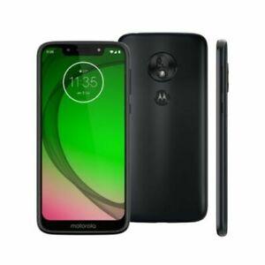 """Motorola Moto G7 Play Deep Indigo (At&t) 5.7"""" Max Vision Display -  Brand New"""