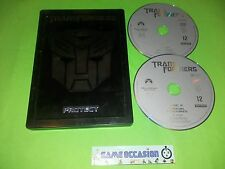 TRANSFORMERS PROTEGGERE E DISTRUGGERE COFANETTO 2 DVD PAL