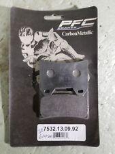 PFC Brake pads Carbon Metallic TR#614966  PFC#7532.13.09.92