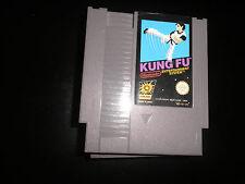 Nintendo NES - kung fu - cart