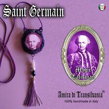 talismano amuleto portafortuna conte saint germain amore soldi denaro protezione