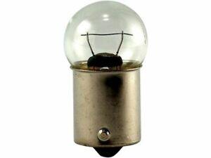 For 1980 Fiat Strada License Light Bulb 96963SW Standard Lamp - Blister Pack