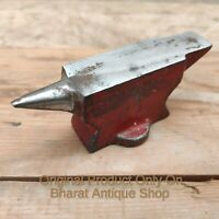 Antique Mini Iron Anvil Jewellery Making Tool Collectible