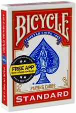 Bicycle Playing Cards - Poker Size, New, Fast Ship