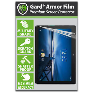 3 x gard® Premium  Screen Protector Cover For Tablet Lenovo Tab E10 10 Inch