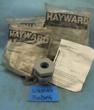 "New listing Hayward Bf20050Sxt Cpvc Bulkhead Adapter Fitting, 1/2"" Socket X Thread, Lot Of 4"
