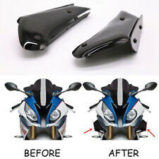 Motorcycle Neck Winglet Fairing Wing Spoiler Kit For BMW S1000 RR 2015-2018 HP4