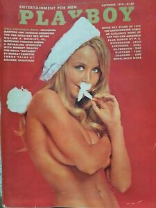 Playboy USA - Décembre 1970