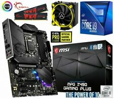 8741421000 7c75-007r MSI MPG Z490 Gaming plus (1200) D