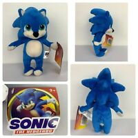 "Sonic the Hedgehog Movie Baby Sonic 8.5"" Plush Jakks Pacific Sega Sonic Plush"