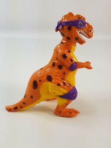 Trippy Tyrannosaurus Teenage Mutant Ninja Turtles TMNT Playmates Action Figure