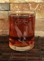 EAGLE RARE 10 YEAR OLD KENTUCKY STRAIGHT BOURBON Collectible Whiskey Glass