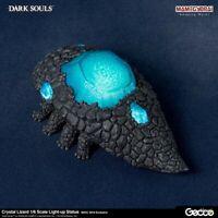 Dark Souls 1/6 Scale Crystal Lizard Light-up Statue PVC Figure New In Box 13cm