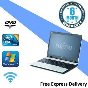 Fujitsu Esprimo V6555 - Windows 7 Laptop - 2Ghz | 3GB | 160GB | NVIDIA 8200M G