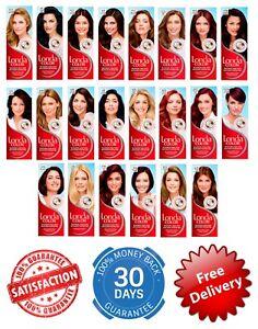 Permanent Hair Color Cream Londa Shine 100% Grey Coverage Colour Coconut Oil