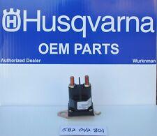 Genuine Husqvarna 582042801 / 802 Starter Solenoid AYP Craftsman Poulan 53219250