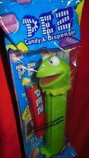 Kermit the Frog Muppets Pez Candy Dispenser New in Package Nip