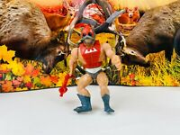 MOTU 1981 Zodiac Action Vintage figure Mattel Complete One Owner !
