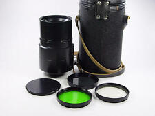 Multicoated 3M-5A 8/500mm mirror reflex M42 screw mount. s/n 824008