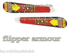 DR. DUDE  Pinball Flipper Armour Mod-2 piece set