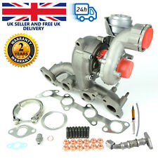 Turbocharger Dodge Caliber Jeep Patriot - 2.0CRD 140HP / 103KW. 756062 + Gaskets