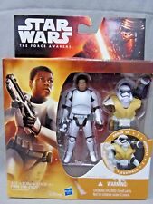 "Star Wars: The Force Awakens - 3.75"" - Armor Up - Finn (FN-2187) S6"