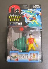 Hydro Storm Robin THE ADVENTURES OF BATMAN AND ROBIN Kenner MOC Duo Force