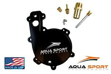 Sea-Doo Rotax 4TEC Black Water Pump Cover for Open Loop Cooling 215 230 260