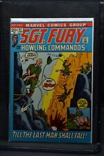 Sgt Fury and His Howling Commandos #97 Marvel Comic 1972 Stan Lee Dick Ayers 9.0
