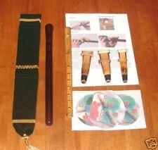 DUDUK ARMENIAN PROFESSIONAL DUDEK 3 FREE Reed FLUTE CASE Apricot Wood - Oboe Mey