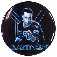 Big Bang Theory - Sheldon Bazinga Button