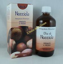Erboristeria Magentina OLIO NOCCIOLA 250ml bambini anziani pelle grassa acne