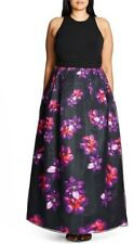 City Chic BNWT Formal Gown Maxi Dress Plus Size M RRP US$169.00