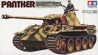 Tamiya 35065 WWII German Panther Medium Tank plastic model kit 1/35