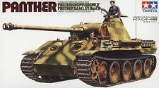 Tamiya 35065 WWII German Panther Medium Tank model kit 1/35