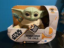 Star Wars Mandalorian The Child  Baby Yoda Electronic Talking Plush, FREE SHIP