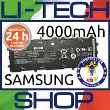 Batteria compatibile 4000mAh per SAMSUNG NP-905-S3G-K05-IT DI RICAMBIO PILA 28Wh