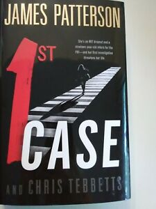 1st Case by James Patterson - NEW hardcover (2020)
