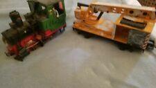 Lgb Locomotive and Crane For Parts