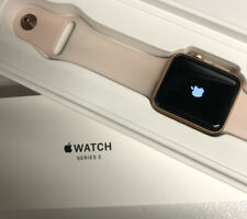 Apple Watch Series 3 38mm Pink Sand Aluminium Case with Pink Sport Band (GPS)