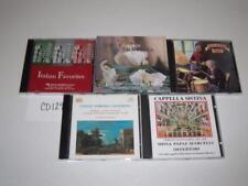 Italian CD Lot Favorites Verdi La Traviata Zucchero Baroque 5 CD -0717CD129