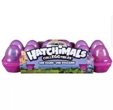 ** HATCHIMALS ** Colleggtibles 12 Pack Egg Carton  ** TOY OF THE YEAR **