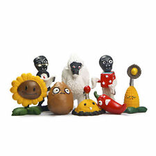 8 Plants vs Zombies 2 Action Figures Jalapeno Cake Topper Kids Display Model Toy