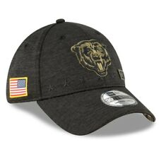 2020 Chicago Bears New Era 39THIRTY NFL Salute To Service Sideline Cap Hat