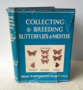 Worthington-Stuart - Collecting & Breeding Butterflies Moths - Wayside Woodland